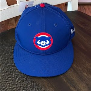 New With Tags New Era Cubs Fitted Hat